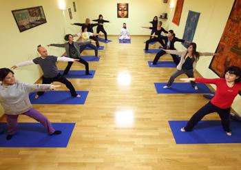 Yoga Modena Sala
