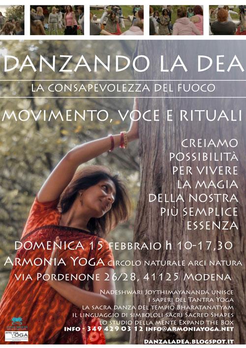 Yoga Danza Modena Armonia