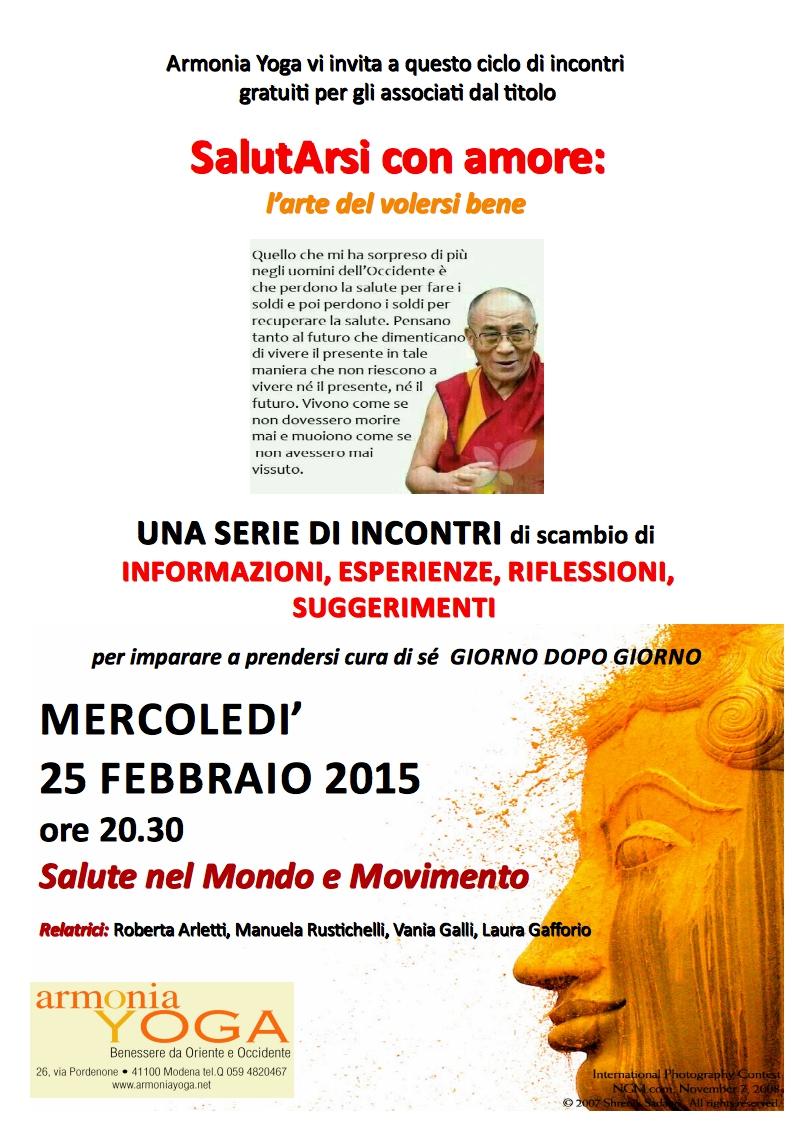 Yoga Modena Armonia Salute