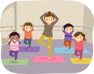 Armonia Yoga Bimbi Modena